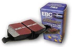 EBC Ultimax DP1186 'New' - Rear brake pads (Bosch type) Zafira/Astra mk4 98-