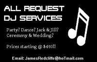 All Request DJ Services