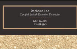 Got Lashes?By Stephanie Lee **ask about student promo* London Ontario image 2