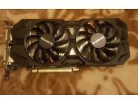 Nvidia GeForce GTX 960 4GB Gigabyte