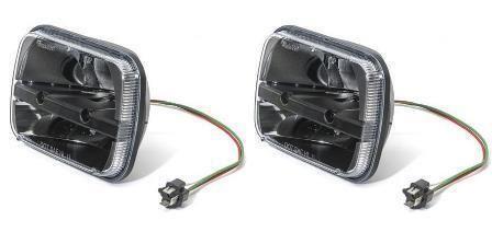 5x7 Led Headlight Ebay