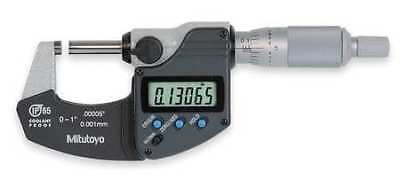 Mitutoyo 293-340-30 Digital Micrometer0 To 1ratchet