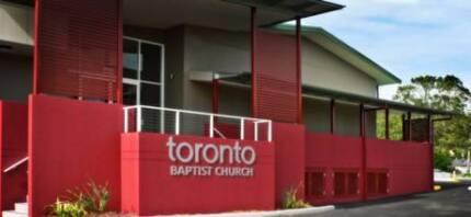 Toronto Baptist Church Garage sale