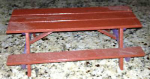 Barbie sized picnic table for sale London Ontario image 1
