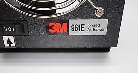 3M 961E Benchtop Ionized Air Blower Anti-Static Fan