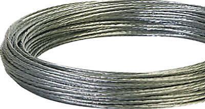 Hillman 122339 Solid Galvanized Wire 100