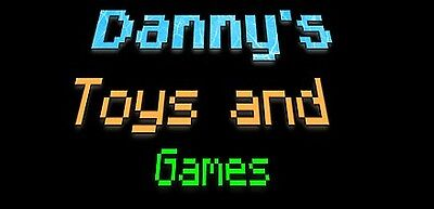 Danny's Toys and Games