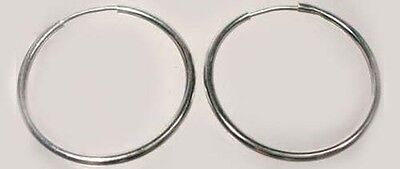Quality USA Sterling 21mm Endless Hoops Ancient Carthage Hamilcar Barca Hannibal