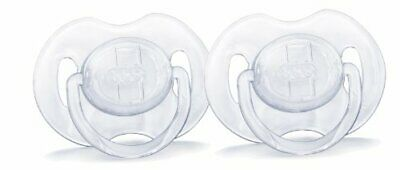 Philips AVENT Translucent Orthodontic Pacifier