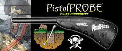 DetectorPro PistolProbe Pulse Pinpointer