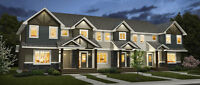 Nice Pond View Townhomes in SW Edmonton, NoFees,Only Few left