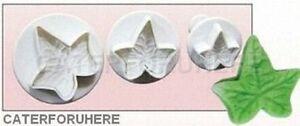 IVY-LEAF-VEINED-FLOWER-PLUNGER-CUTTERS-X-3-SUGAR-CRAFT-CAKE-DECORATING-FONDANT