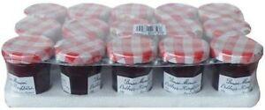 (1000g=17,76€) Bonne Maman Erdbeer Konfitüre - Miniaturen 15 Stück je 30 Gramm