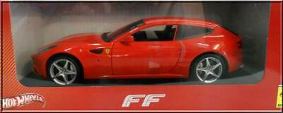 Ferrari FF Rouge 1/18 Hotwheels Héritage X5524 Neuf boite