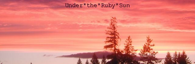 under*the*ruby*sun