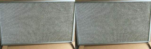 REPLACEMENT CHEF SIMPSON WESTINGHOUSE 2X RANGEHOOD FILTER 553X 316mm 0144002129