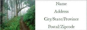 150 Cape Lookout Oregon Return Address Labels