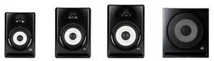 RCF AYRA STUDIO MONITORS - ÉNORME VENTE - BIG SALE !! GET YOURS WHILE WE STILL HAVE !