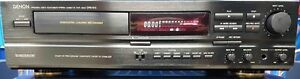 HIGH QUALITY DENON HORIZONTAL LOADING TAPE DECK DRS-610