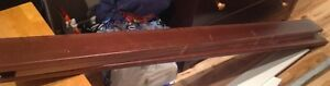 2pc twin bed set in real wood and hand made like new !!! West Island Greater Montréal image 4