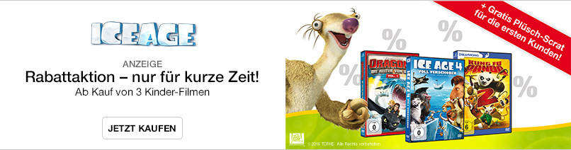 20th Century Fox Home Entertainment: Rabattaktion - nur fur kurze Zeit!