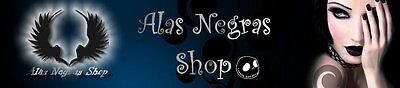 Alas Negras Shop