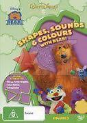 Bear in The Big Blue House DVD