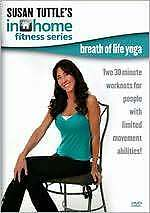 SUSAN TUTTLE'S IN HOME FITNESS: BREATH OF LIFE - DVD - Region Free