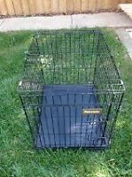 Small/Medium wire dog crate