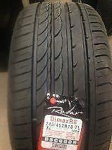 245-45-r17 new radar dimax r8 ultra performance summer tires