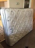 Queen and Double Mattresses for sale