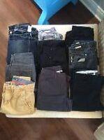 Pantalons de marque adolescents 12-14 ans