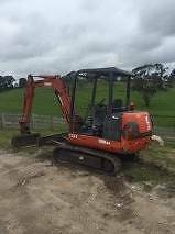 Thomas Mini Excavator & Thomas Skidsteer Lakes Entrance East Gippsland Preview