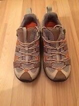 New Merrell running shoes