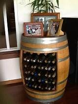 Oak Wine Barrel Furniture: Wine racks & Coffee tables