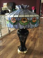 Tiffany Victorian Style Table Lamp