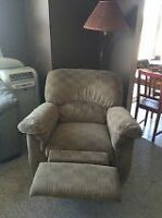 Recliner for sale!