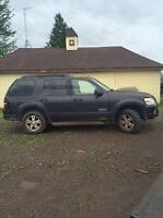 2007 Ford Explorer SUV 4x4