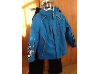 Kids Ski Clothing - No Fear Jacket & Pants