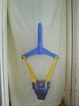 Lindam baby door bouncer. Immaculate condition - very little use.