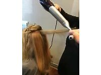 Free ladies wash and blow dry at Southampton City Collage. For ladies with shoulder or longer hair.