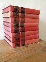 8 original oxford junior encyclopedia volumes £35