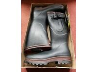 Brand New Aigle Parcours ISO Wellingtons - 47 ( 11.5 - 12)