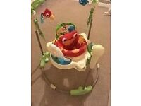 Fisher Price Jumperoo £30