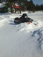 Polaris Indy 400 for sale or trade