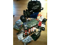 "GOLF ACCESSORIES for SALE ""ALOT"""
