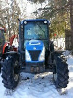New Holland t-4040