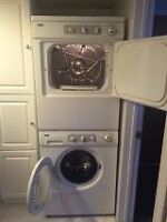 KENMORE ELITE LAVEUSE,SECHEUSE SUPERPOSEE/STACK WASHER,DRYER