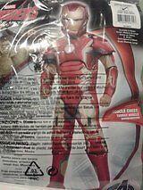 Kids Iron Man Dress Up Outfit