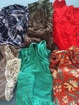 Bag of Maternity Tops, Nighties and Swimwear - Size M Hammond Park Cockburn Area Preview